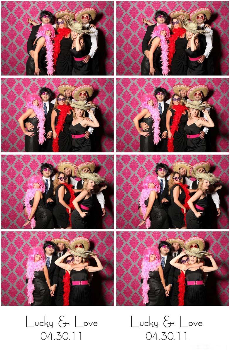 Dallas Texas Photobooth rental  Combine wedding