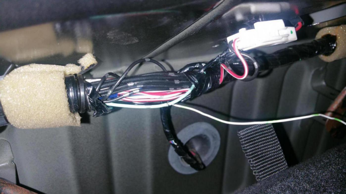 hight resolution of positive wiring for rear camera nissan 350z forum backup camera install 350z backup camera wiring 350z