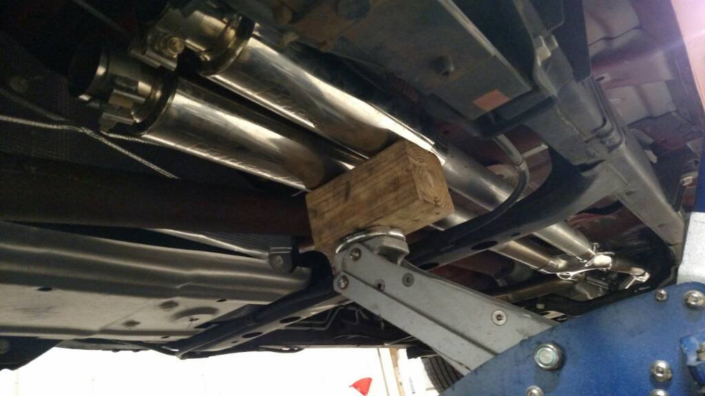 custom true dual exhaust chevrolet