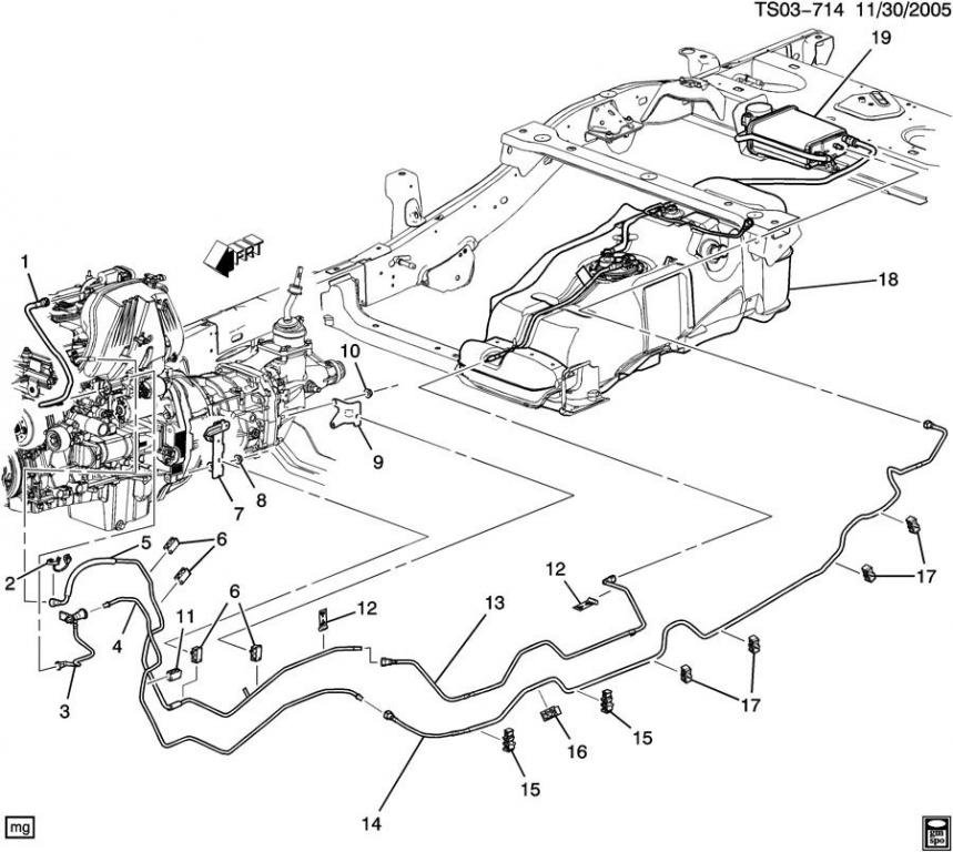 Wiring Diagram 2005 Chevy Silverado 1500 Fuel System