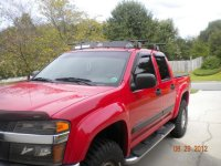 Roof Rack - Page 2 - Chevrolet Colorado & GMC Canyon Forum