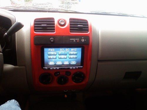 small resolution of painted interior radio cover 0614001456 jpg