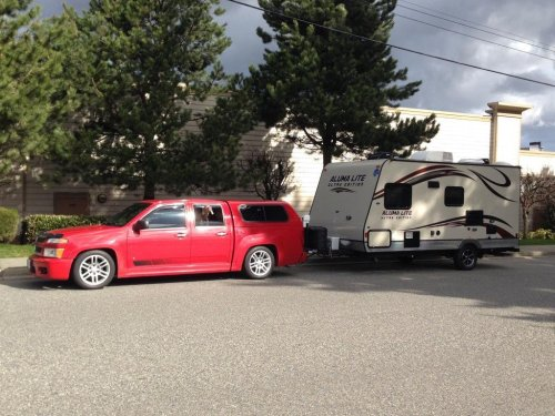 small resolution of anyone towing anything with our trucks image jpg
