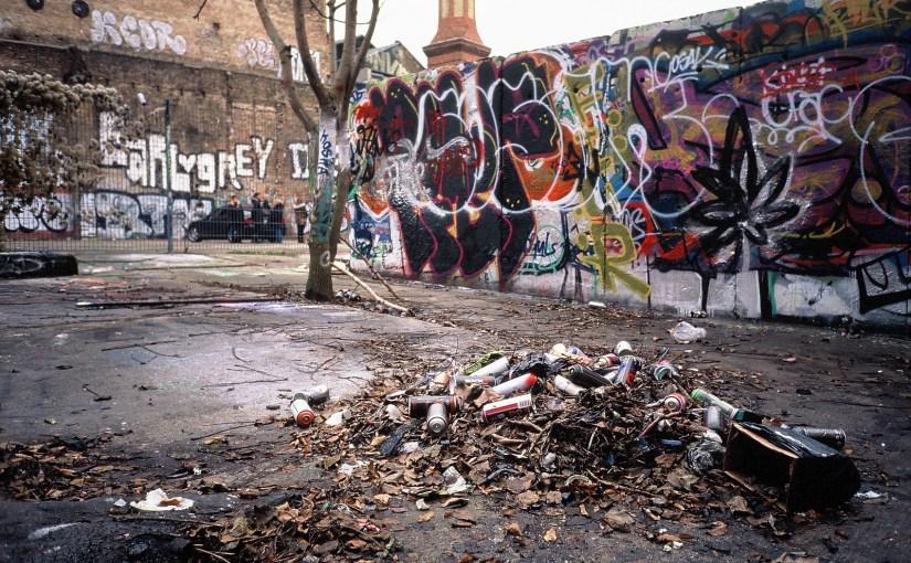 Berlin in Velvia