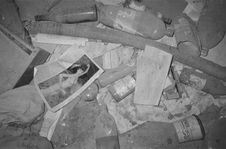 Floor Rubbish