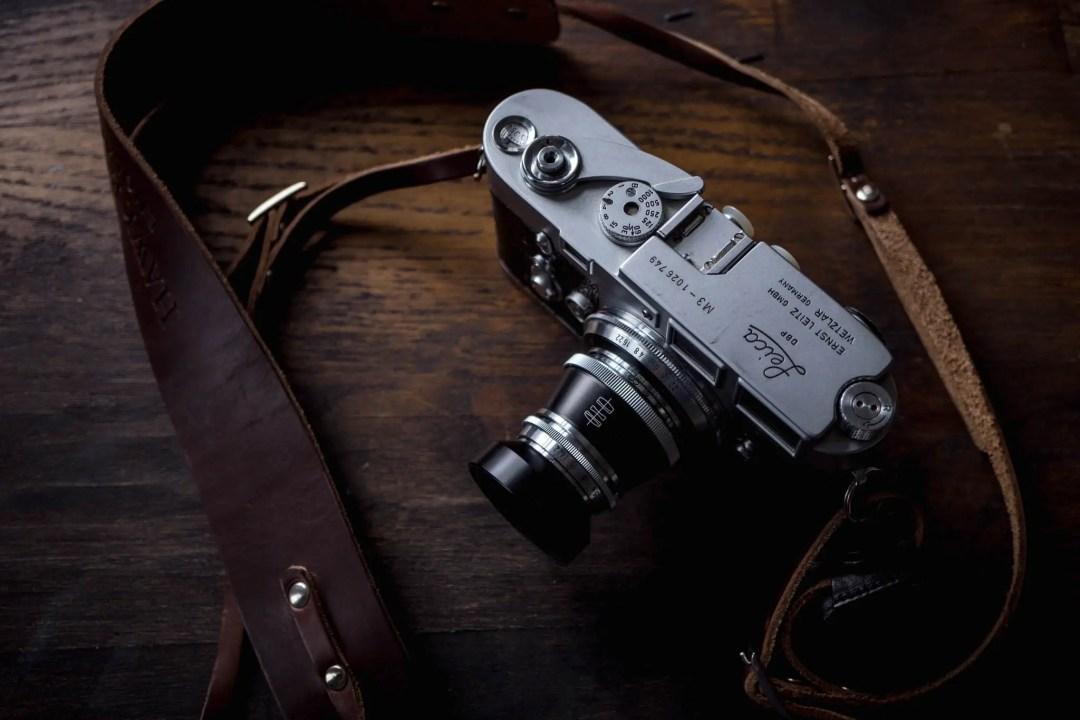 50mm VM Heliar lens