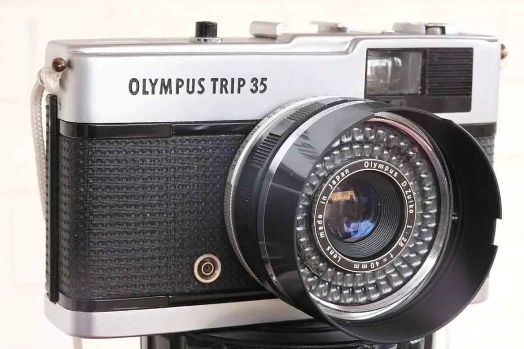 the olympus trip 35