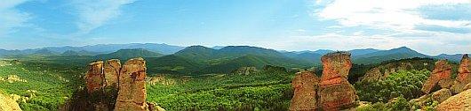 Белоградчишките скали–панорама
