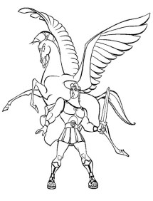 Hercules Coloring Pages 360ColoringPages
