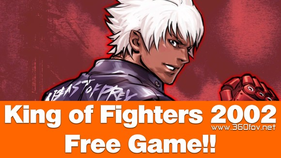 Free Game - King Of Fighters 2002 1 free game, free steam game, gog, goodoldgames, king of fighters, kof, steam games