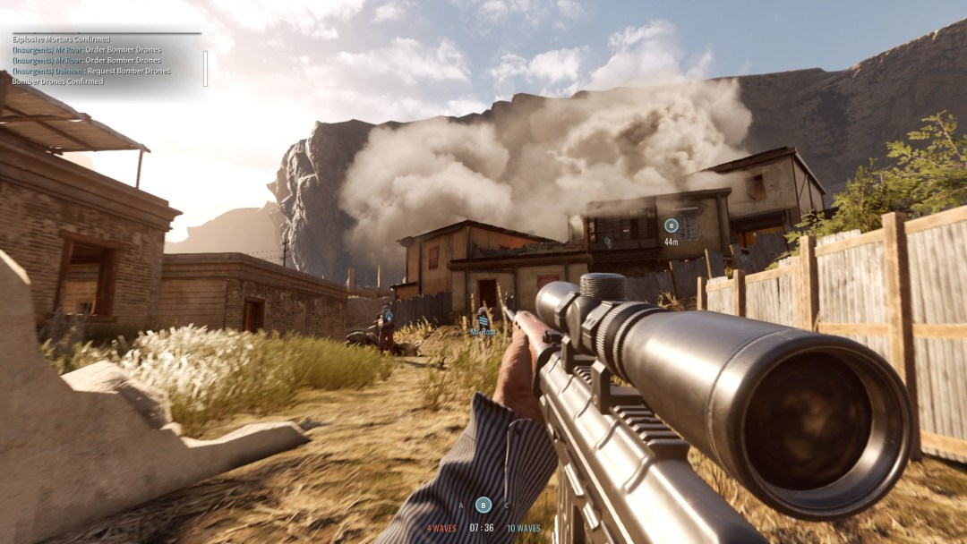 Insurgency: Sandstorm review | Rock Paper Shotgun 2