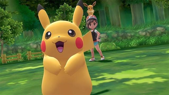 Deals: Amazon Discounts Pokemon: Let's Go, Pikachu!, Final Fantasy XII The Zodiac Age, Moonlighter, and More - InfiniteGames 2