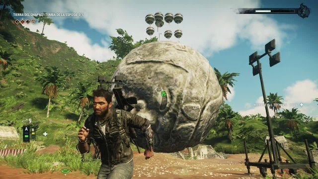 Hidden Tombs - Just Cause 4 Wiki Guide 1