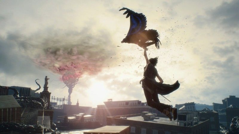 New Devil May Cry 5 Footage Gives Insights Into V 1