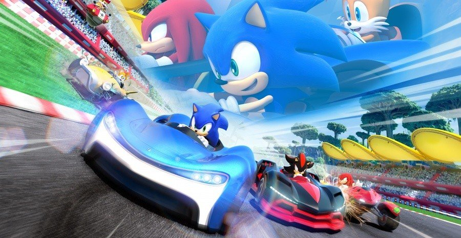 Sega Releases Another Superb Song That Will Feature In Team Sonic Racing 1
