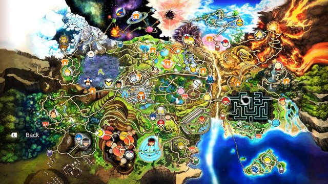 World of Light Character Unlocks And Map - Super Smash Bros. Ultimate Wiki Guide 1