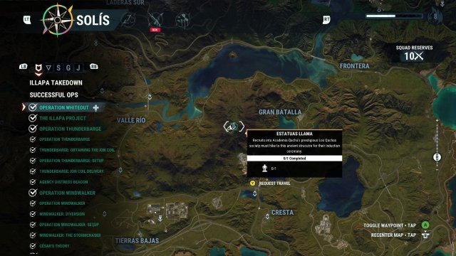 Ancient Statues - Just Cause 4 Wiki Guide 7