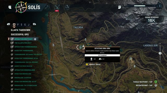 Ancient Statues - Just Cause 4 Wiki Guide 13