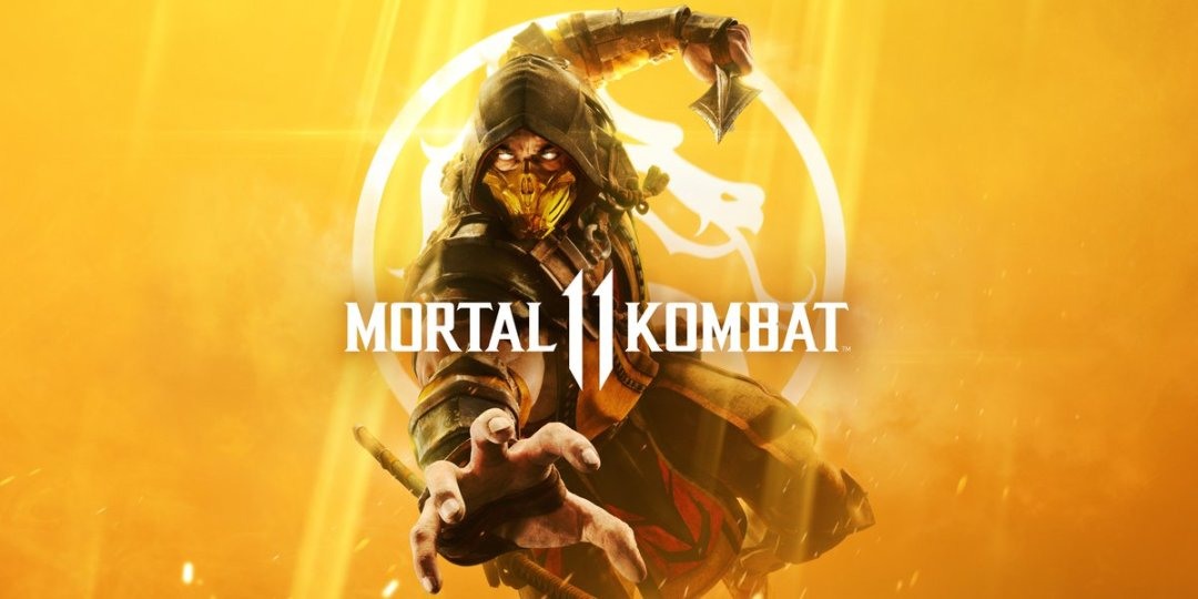 Check Out the Mortal Kombat 11 Cover Art 1