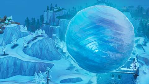 Fortnite Ice Storm Event Begins After Mysterious Orb Has Opened 1