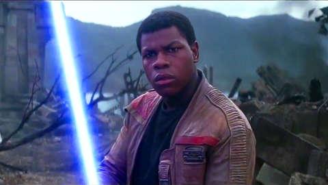 "Star Wars Episode 9: John Boyega Teases Something ""Visually Crazy"" - GameSpot Universe News Update 1"