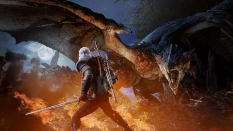 The Witcher 3's Geralt Coming To Monster Hunter World On PS4 And Xbox One Next Month 1