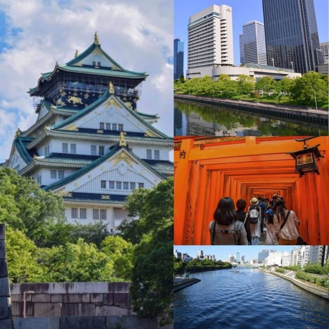 Have you been to Japan? I visited  randomly a while ago ... stayed at the   duri 2