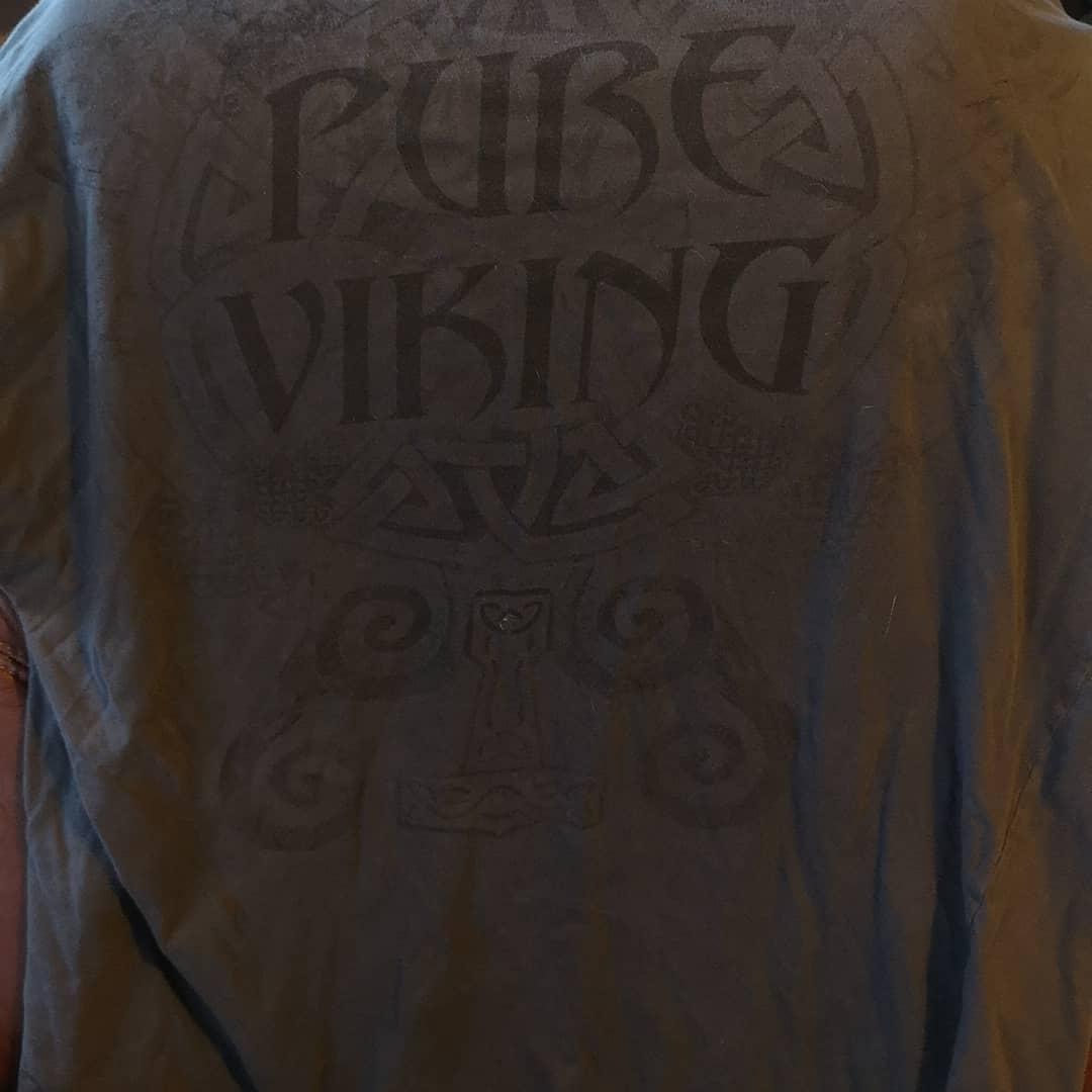 Might be a grimey DJ set but I'm a fucking Viking at heart. Dothraki on a Sunday