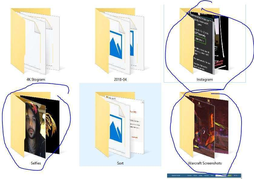 How To: Set Your Folders As Speciality Folders (E.g. Images, Audio Files, Documents) 2 Custom Windows Icons, Thumbails For Folders, Winodws Image Folders