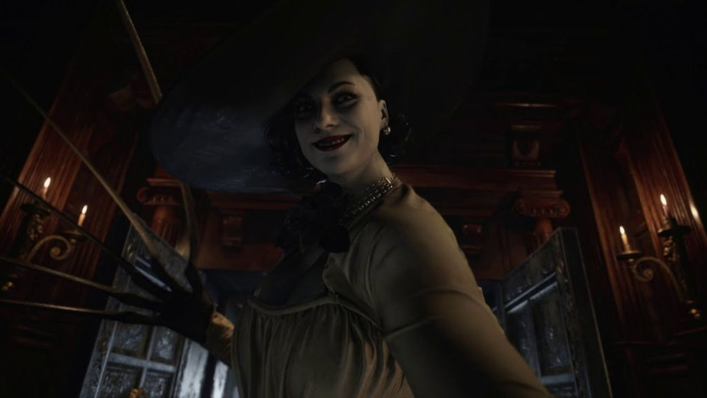 Resident Evil 8 The Village Screens, 3D Models and Fan Art 17 lady dimitrescu, lady dimitrescu cosplay, lady dimitrescu hot, resident evil 8