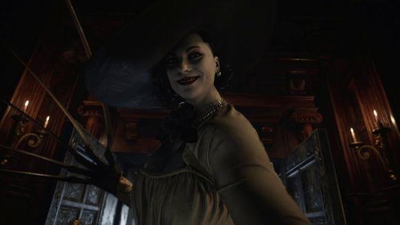 Resident Evil 8 The Village Screens, 3D Models and Fan Art 16 lady dimitrescu, lady dimitrescu cosplay, lady dimitrescu hot, resident evil 8
