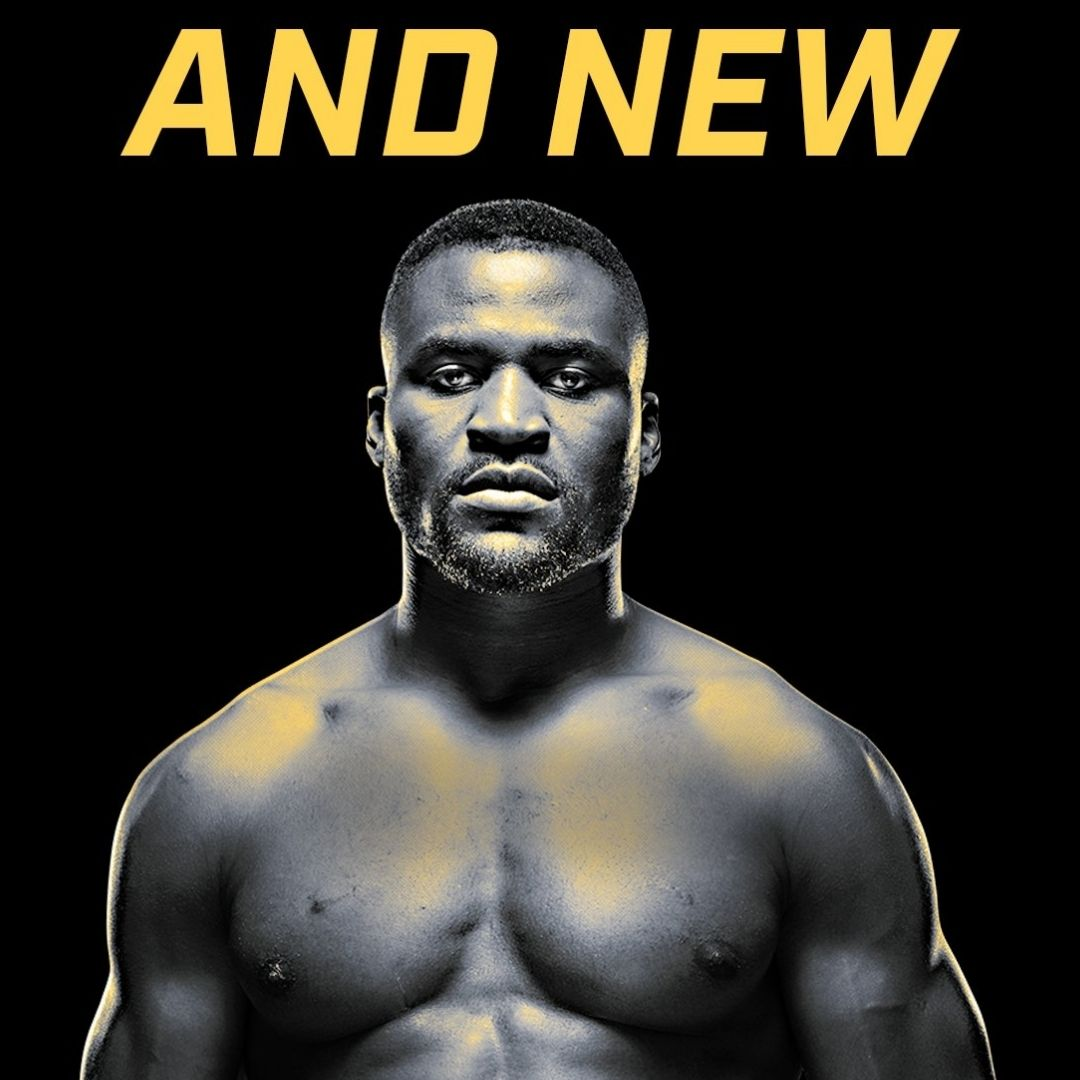 UFC260 Francis Ngannou vs Stipe Miocic Results - ANDNEW 1 UFC 260