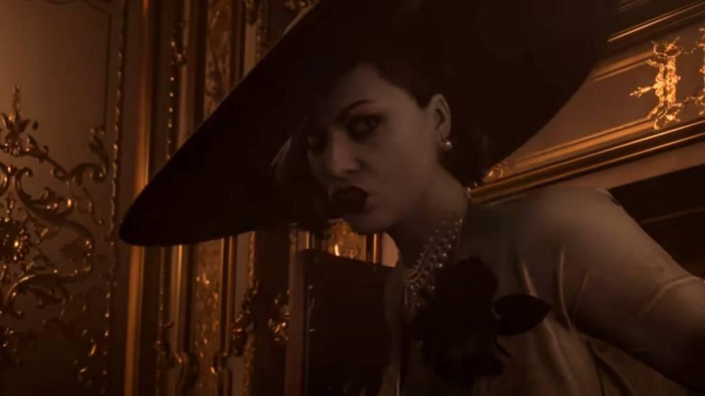 Resident Evil 8 The Village Screens, 3D Models and Fan Art 31 lady dimitrescu, lady dimitrescu cosplay, lady dimitrescu hot, resident evil 8