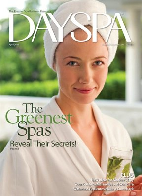 Place360 featured in DAYSPA Magazine
