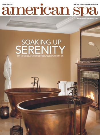 Guests Revel in Romance in American Spa