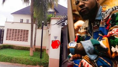 Photo of Davido said he just turned his Staff members into Landlords in Lekki