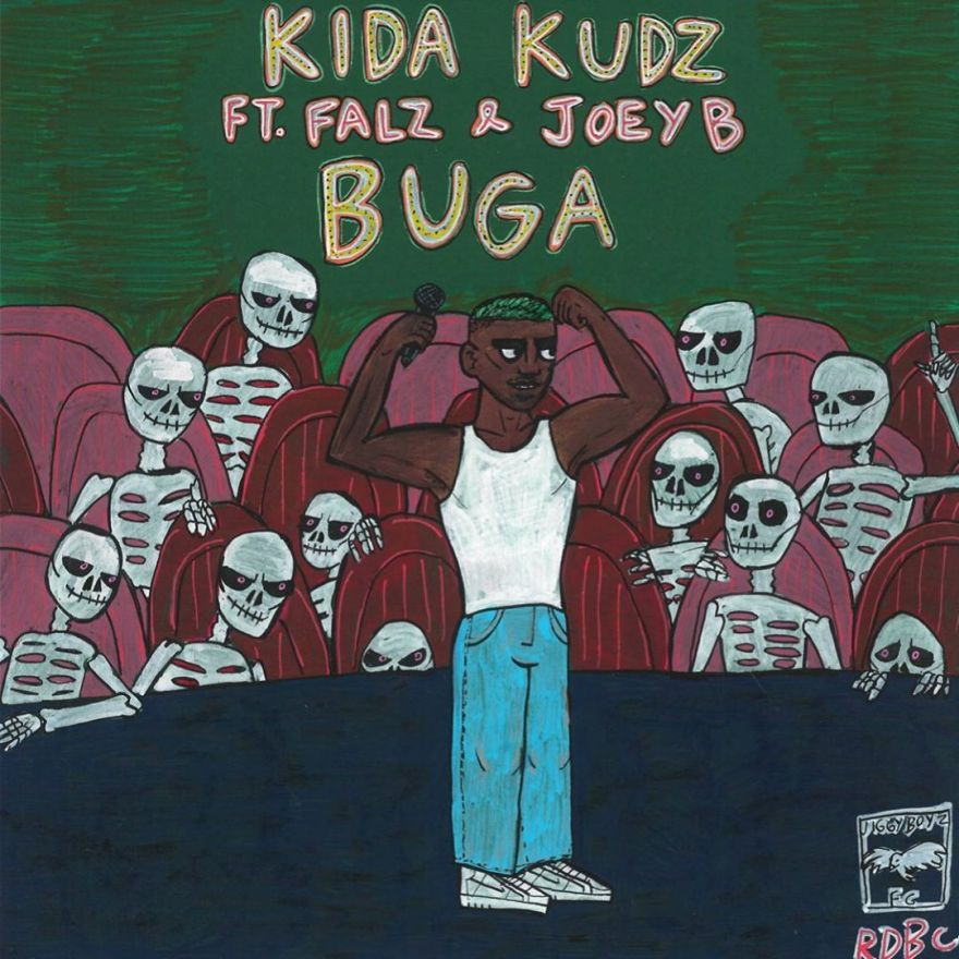 Download Kida Kudz Buga Mp3