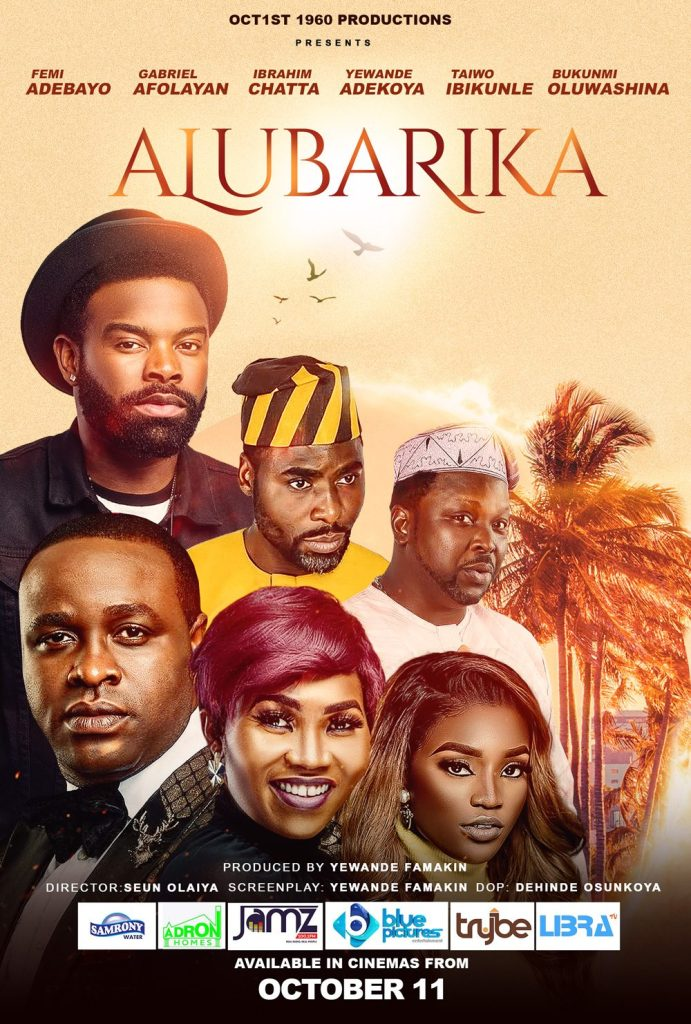 Alubarika – Nollywood Movie