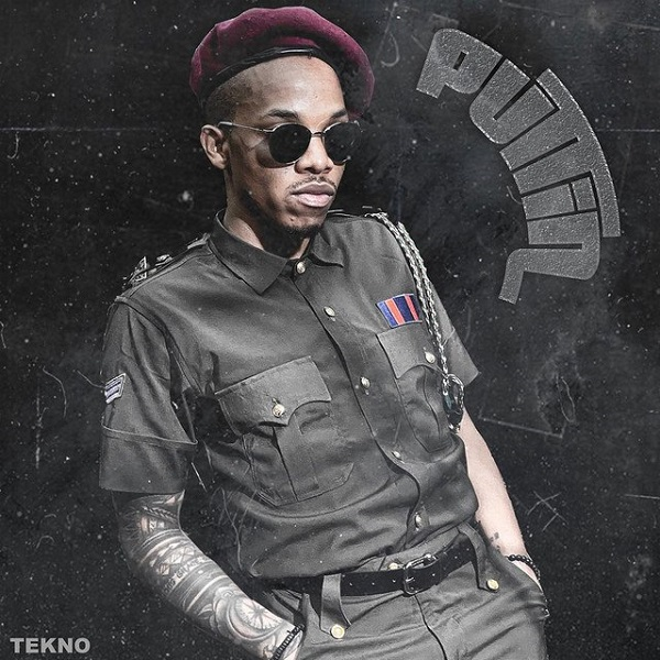 Download Puttin by Tekno Mp3