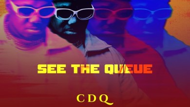 Photo of CDQ – See the Queue EP