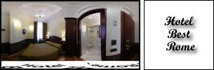 Virtual Tours of Hotels In Rome and Italy
