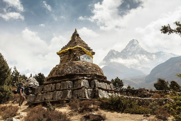 Buddhist Stupa - Nepal | Commercial Photography by 360 Marketing & Advertising