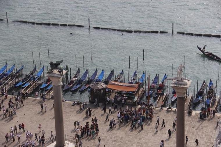 Vista de Veneza