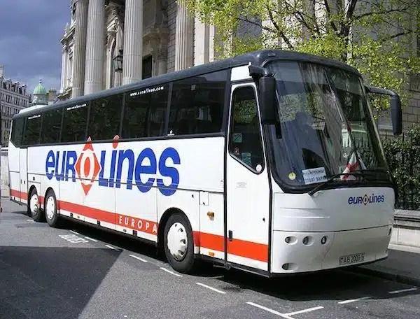 Como viajar de ônibus pela Europa