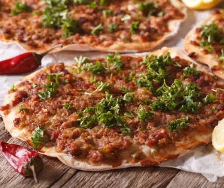Comida Turca 1001 tipos de Kebab e outras delcias