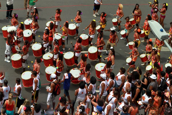 Bloco das Cacheadas – Rio de Janeiro