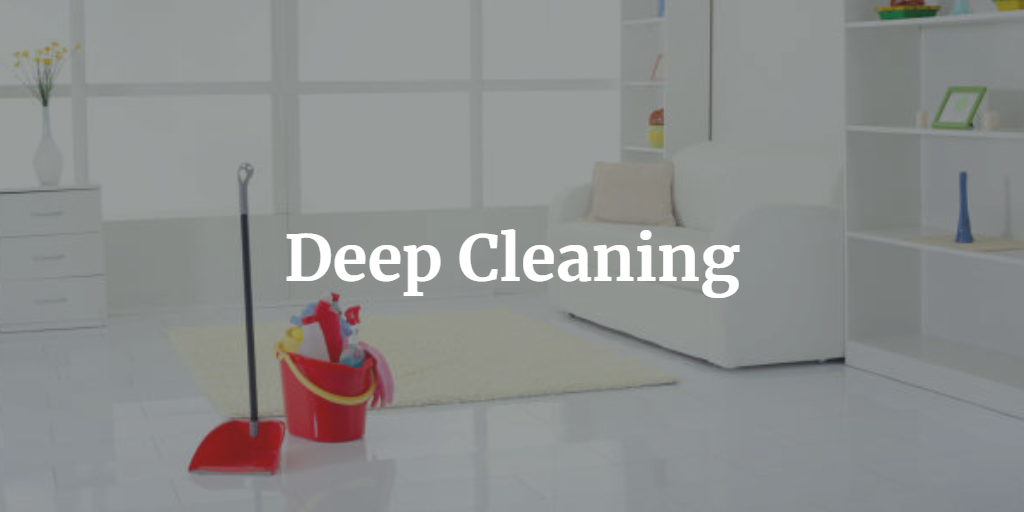 Deep Cleaning Services - 360 Precision Cleaning