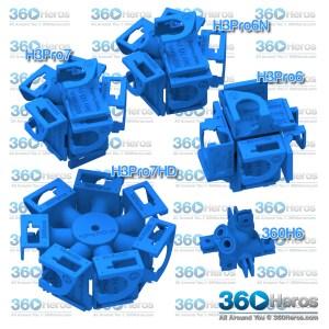 360Heros-Models