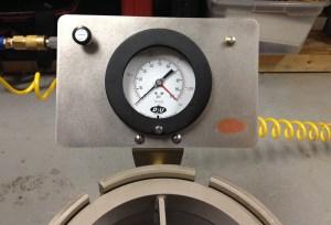 pressure chamber guage