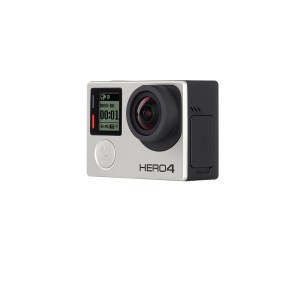 The 360Abyss is fully compatible with the new GoPro Hero4 Black and Silver models.